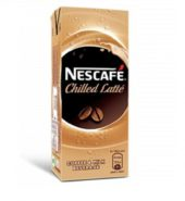 Nescafe Chilled latte Coffee Tetra Pack
