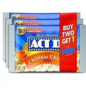 ACT II Cheddar Cheese Microwave Popcorn Combo Packs