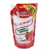 Cremica Squeasy Tomato Ketchup 1kg Pouch